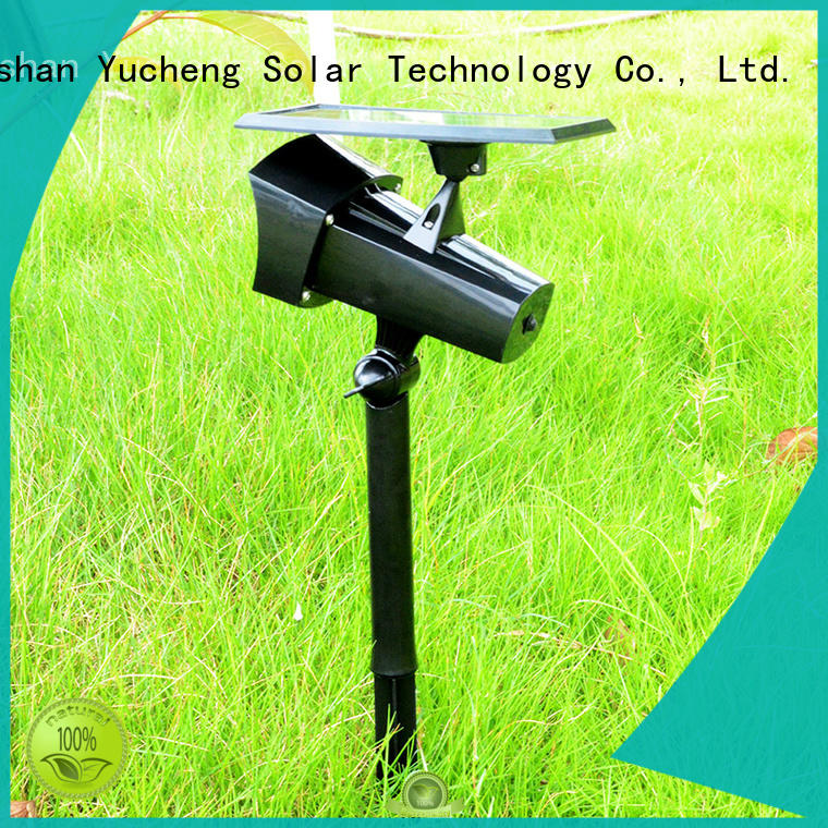 solar lawn lights supplier for home Yucheng