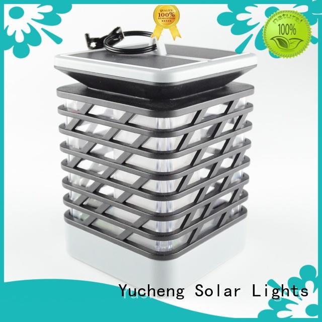 convenient solar flame torch directly sale for home