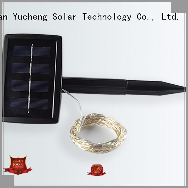 Wholesale item solar christmas lights Yucheng Brand