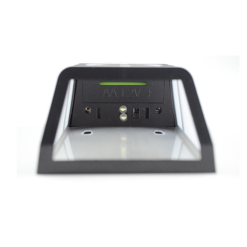 Solar Wall Lights For Fence Deck Roof Lighting Item No.: SW6061