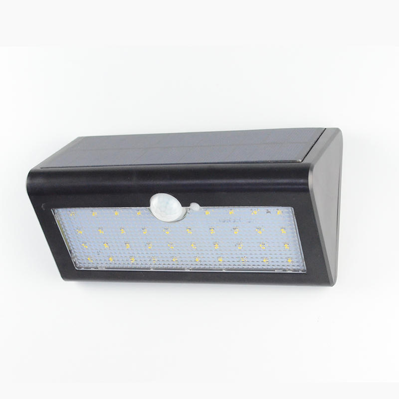 Solar Powered Security Lights With Motion  <br> Sensor Item No.: SW5010-PIR