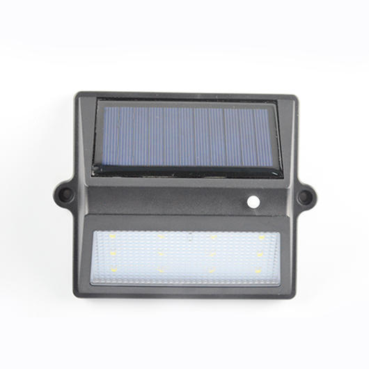 Solar Fence Light With 12LEDS<br>Item No.: SW8012