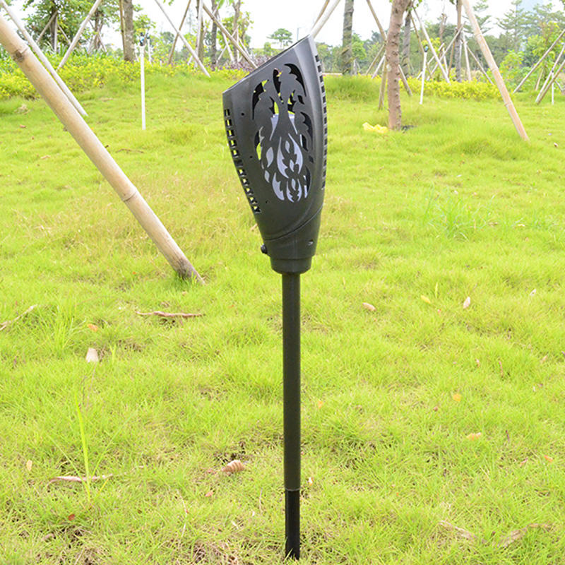 Solar Torch Lamp With Led Simulation Flame Item No.: SW8010