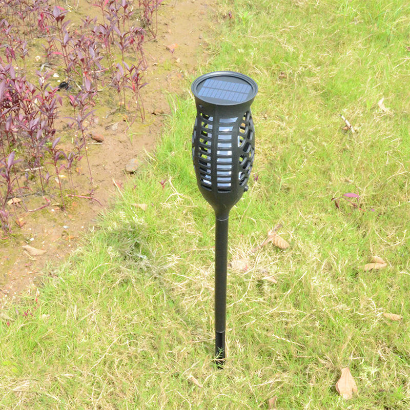 Outdoor Solar Torch Wall Lights,Vase Shaped Item No.: SW8011
