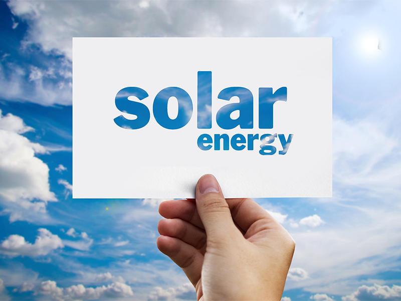 Solar street lighting control principle