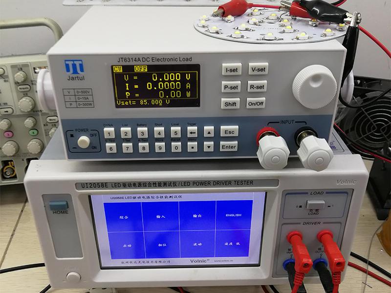 LED drive power comprehensive performance tester