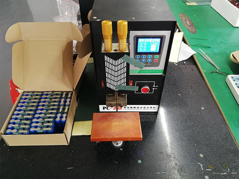 Microcomputer frequency conversion inverter spot welding machine