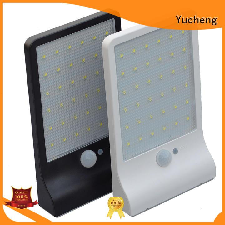 reliable solar motion sensor light manufacturer for garden