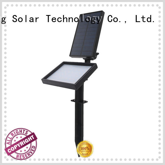 spotlight panel solar powered outside lights Yucheng Brand