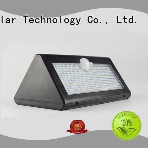 Yucheng Brand sensor semicircular item led solar powered sensor light