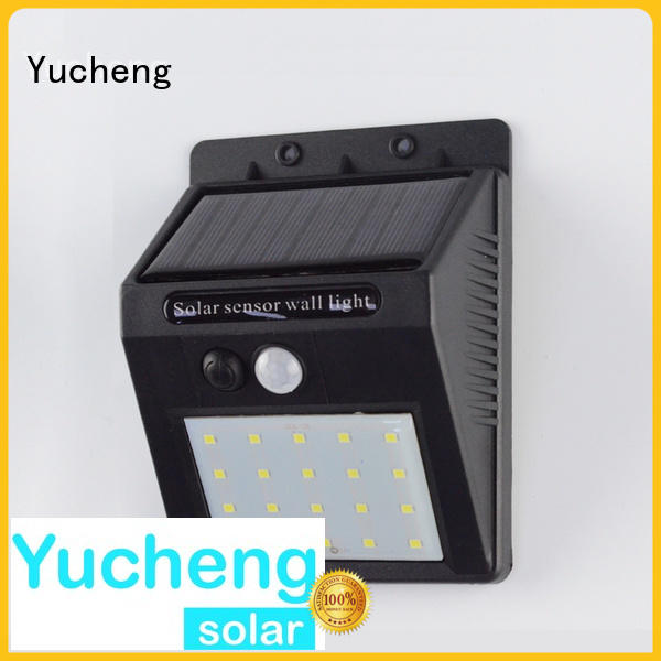 waterproof solar sensor light supplier for docks