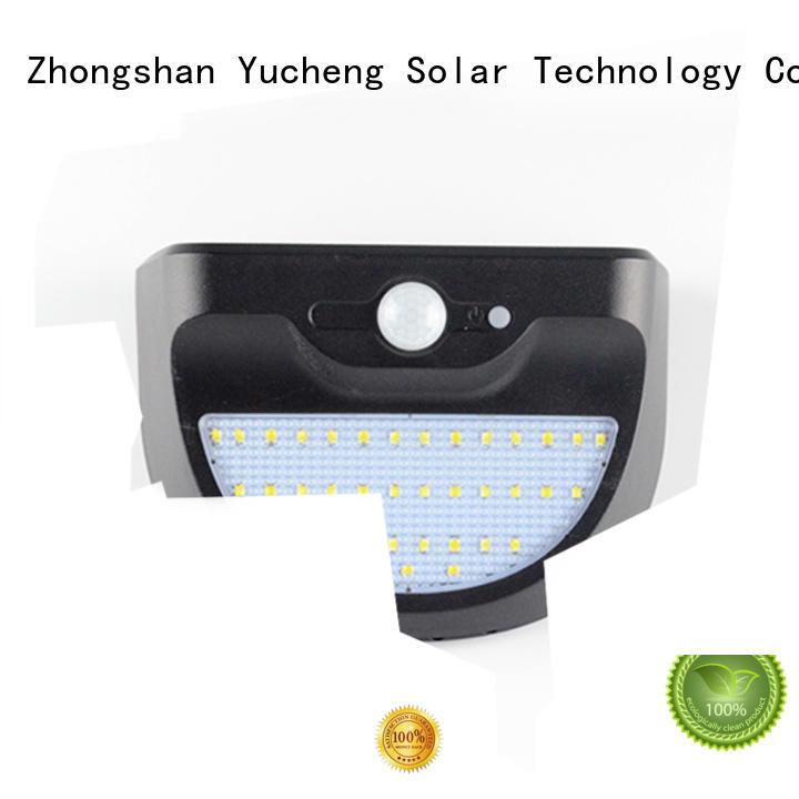 outside solar wall lights with motion sensor leds wall solar powered sensor light steel company
