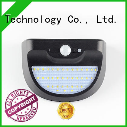 Yucheng solar motion sensor light supplier for stair