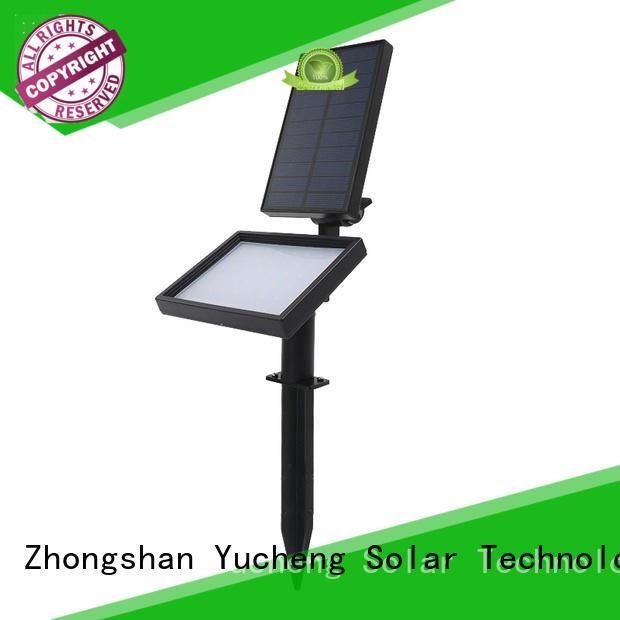 high quality solar led garden lights series for park