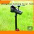 Yucheng Brand spotlight waterproof adjustment solar powered outside lights panel
