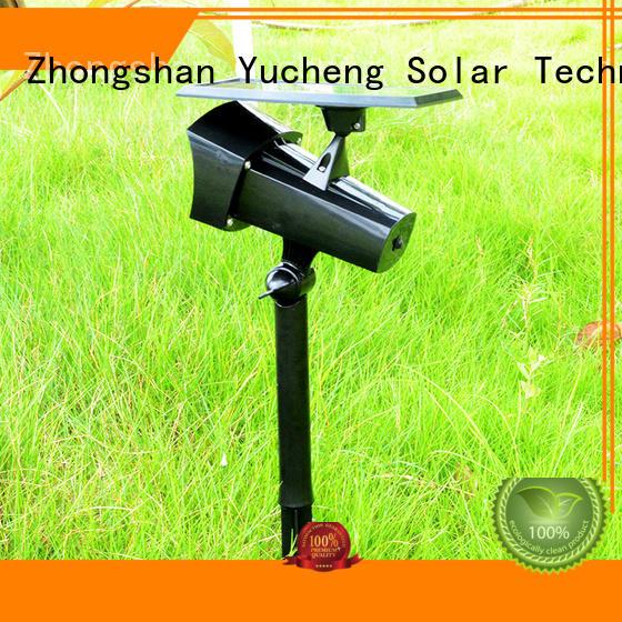 Wholesale landscape solar led garden lights Yucheng Brand