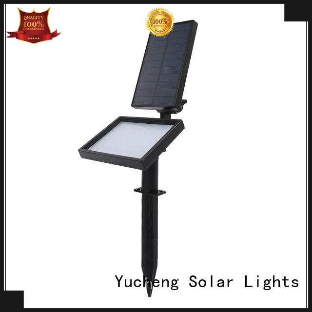 multi-angle free adjustment solar spotlights directly sale for home