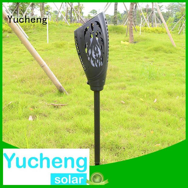 hookbritem simulation Yucheng Brand solar flame flickering lamp torch factory