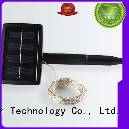 Yucheng Brand standard quality solar christmas lights supplier