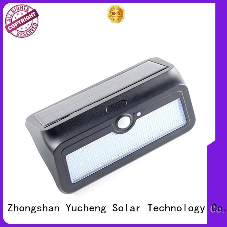 solar sensor lights outdoor bright for pathway Yucheng