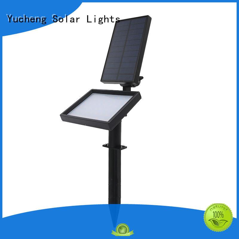professional solar spotlight customized for garden
