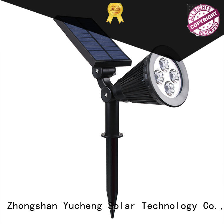 solar spotlights outdoor bright for home Yucheng