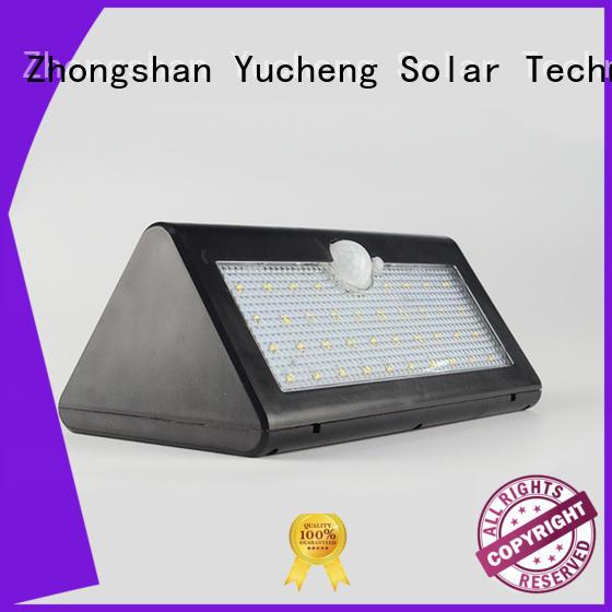 solar sensor light manufacturer for garden Yucheng