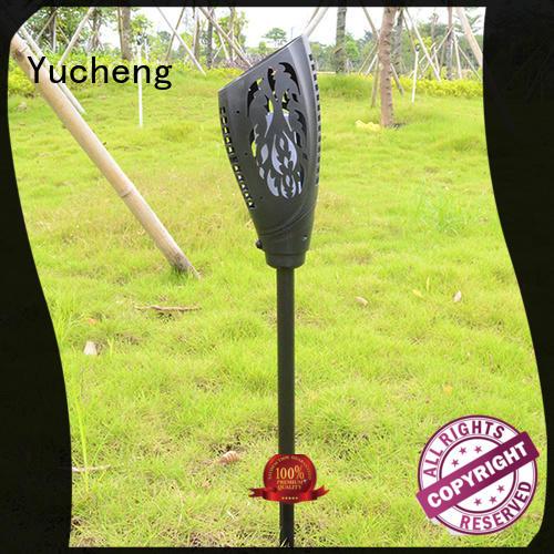 Yucheng lantern solar garden lanterns series for park