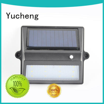 small solar garden fence lights directly sale for park