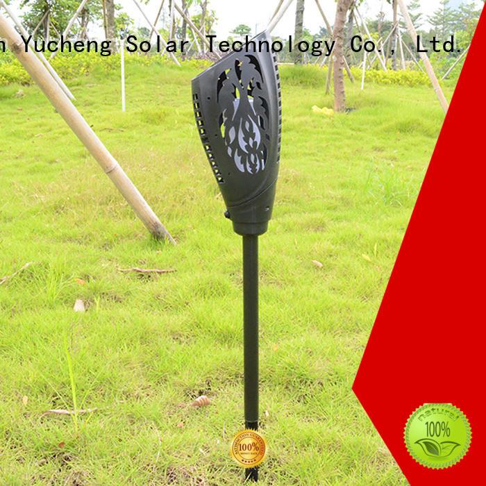 led wall automatic solar garden lanterns Yucheng Brand company