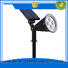 Yucheng Brand waterproof panel powered solar led garden lights manufacture