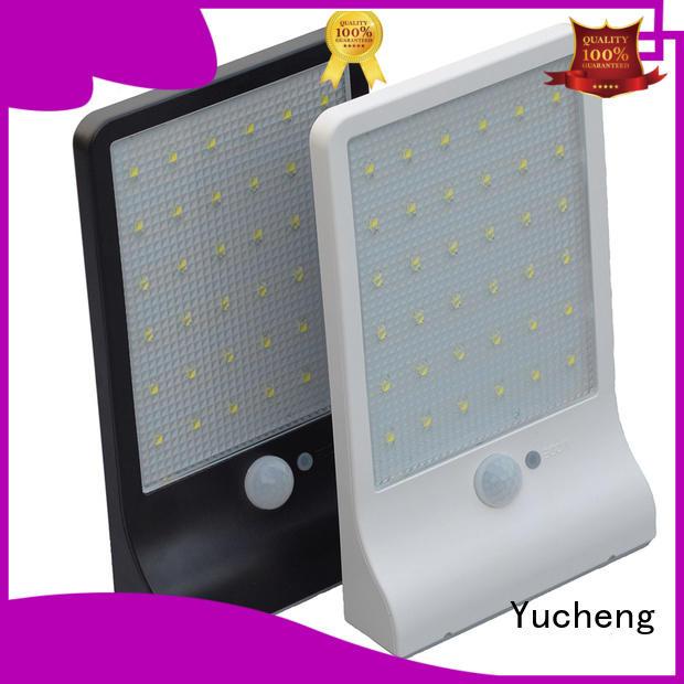 item detector exterior solar powered sensor light mounting Yucheng Brand
