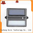 Yucheng Brand item solar wall fence mounted solar lights roof