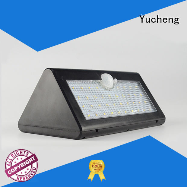 durable solar outdoor wall lights customized for stair