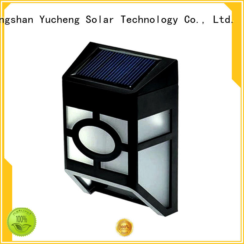 small outdoor fence lighting manufacturer for garden