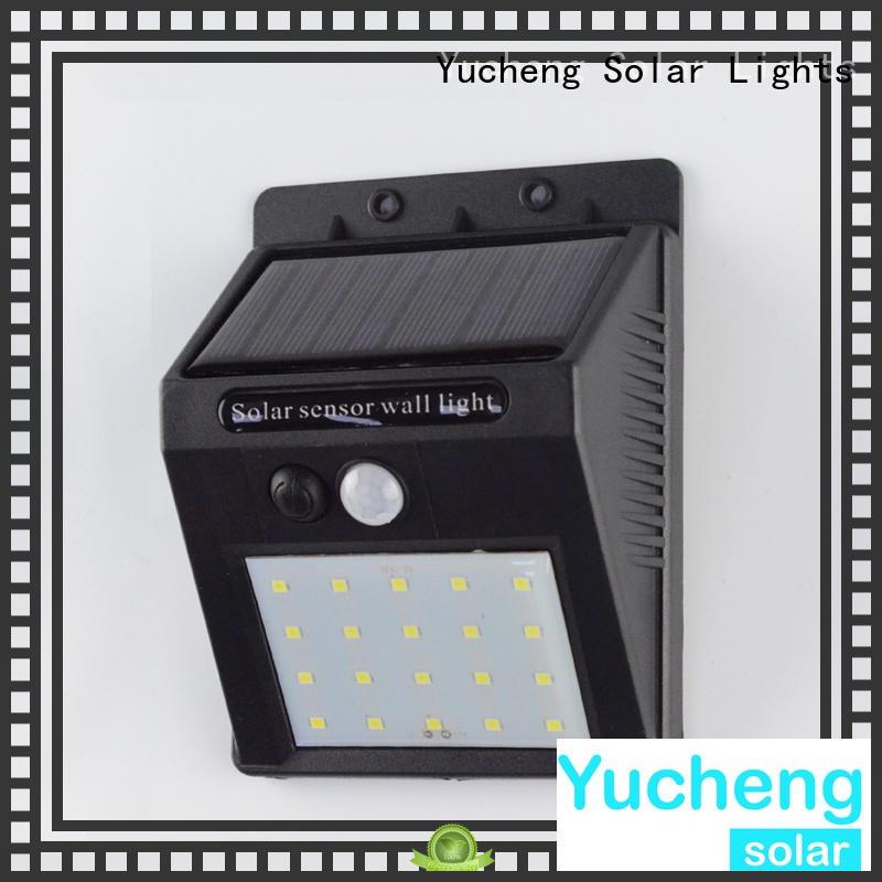 ultrathin solar powered led lights outdoor manufacturer for garden