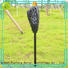 vase shaped solar flame flickering lamp torch torch Yucheng company