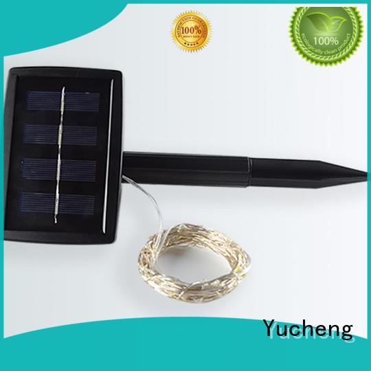 solar rope lights black for shop windows Yucheng