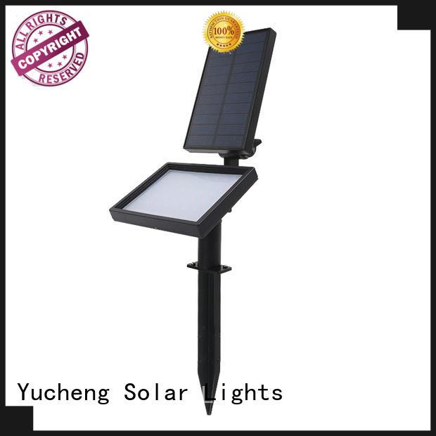 high quality solar led garden lights factory direct supply for garden