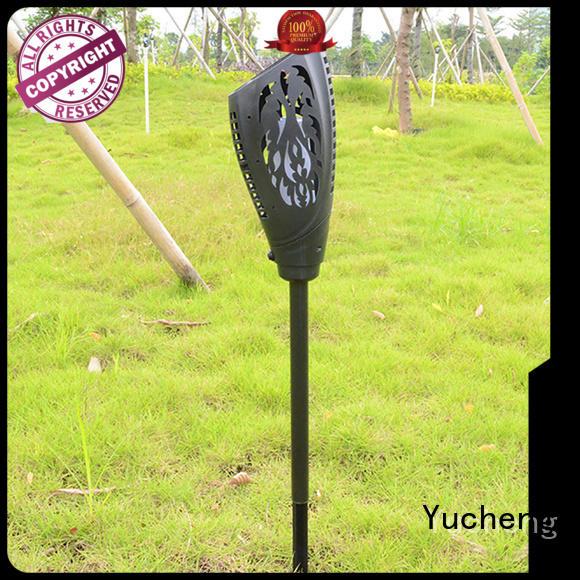 Yucheng Brand wall solar garden lanterns light factory