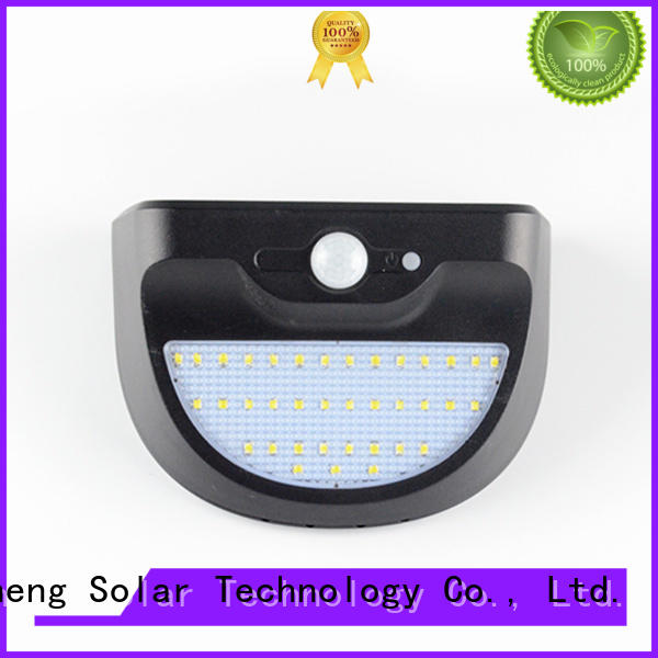 Yucheng professional solar wall sconce wholesale for pathway