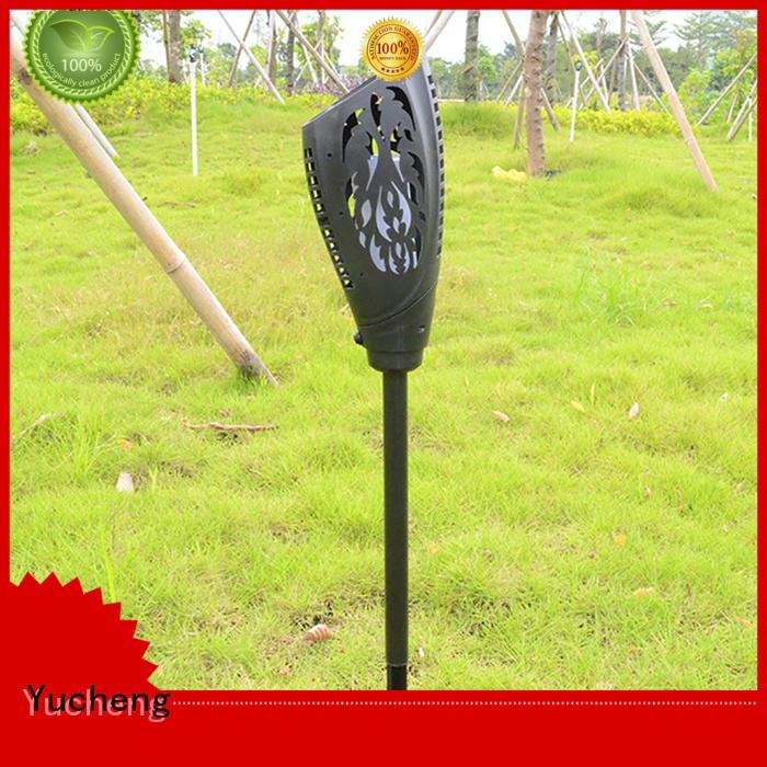 lamp shaped solar flame flickering lamp torch light hookbritem Yucheng Brand
