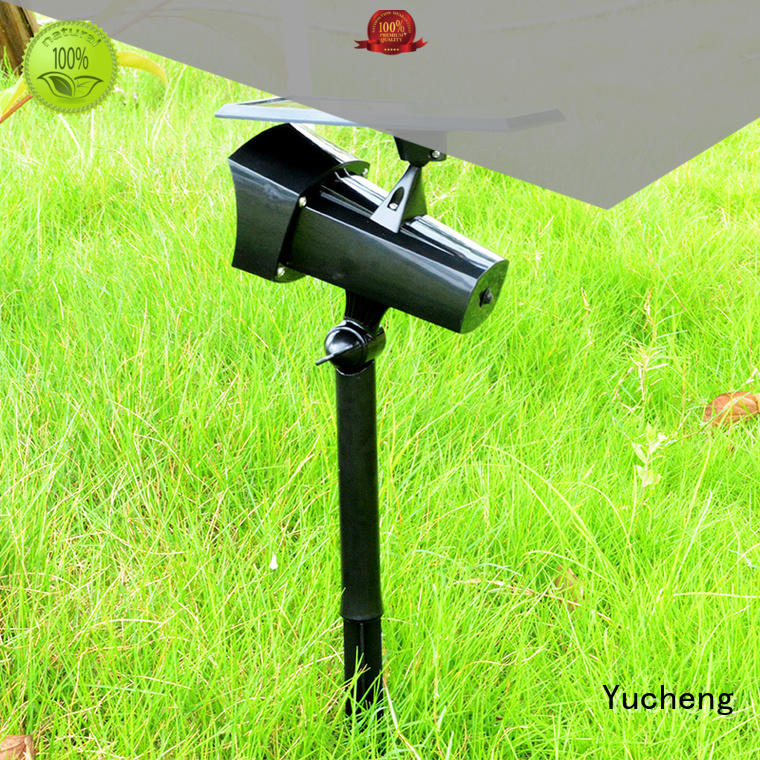 professional solar powered spotlights wholesale for wall