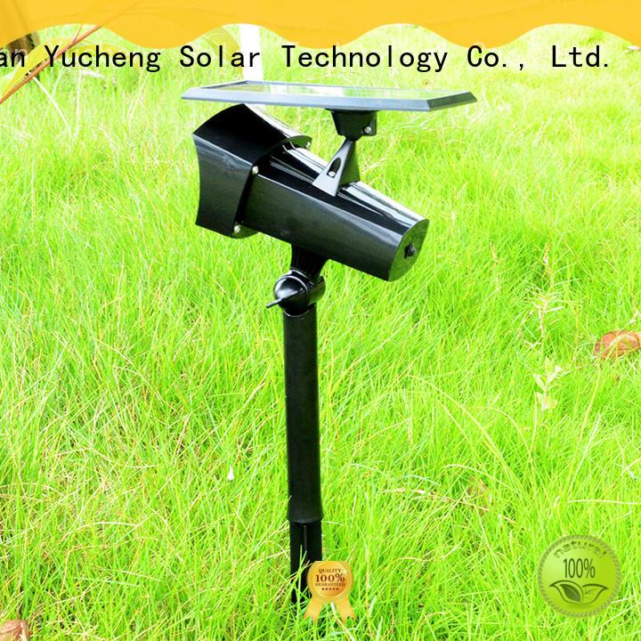 solar spotlights outdoor bright for wall Yucheng