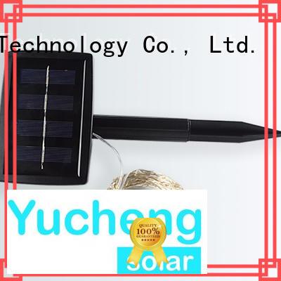 solar solar christmas lights Yucheng Brand