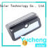Quality Yucheng Brand outside solar wall lights with motion sensor outdoor