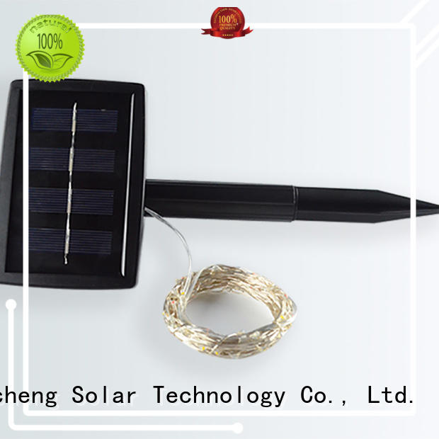 lights quality string international solar powered christmas lights Yucheng