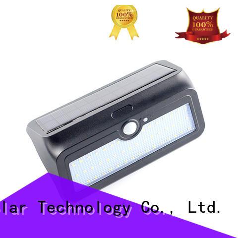 Yucheng durable solar sensor wall light series for pathway