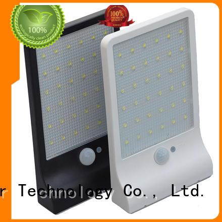 detector security OEM solar powered sensor light Yucheng