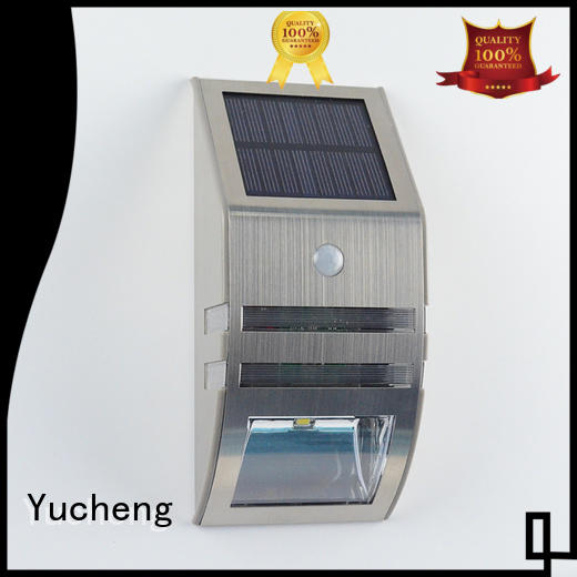 outdoor lamp powered solar powered sensor light detector Yucheng